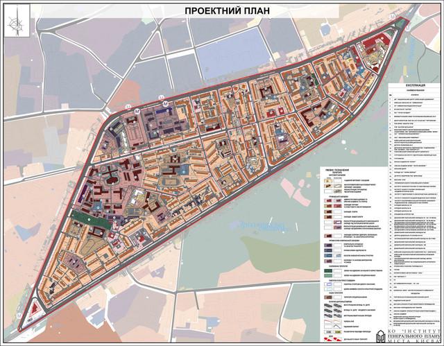 ДПТ Голосеево проектный план