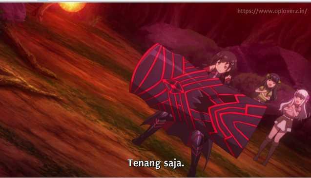 Itai no wa Iya nano de Bougyoryoku ni Kyokufuri Shitai to Omoimasu Episode 6 Subtitle Indonesia