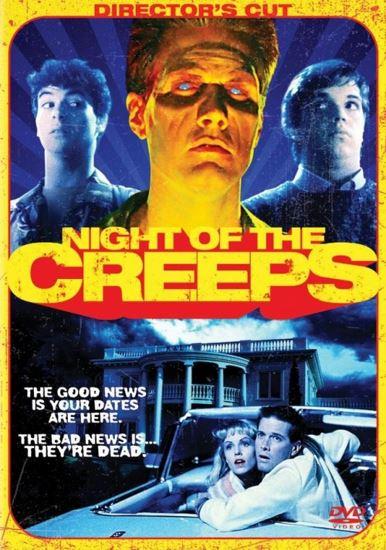 Noc pełzaczy / Night of the Creeps (1986) PL.AC3.DVDRip.XviD-GR4PE   Lektor PL