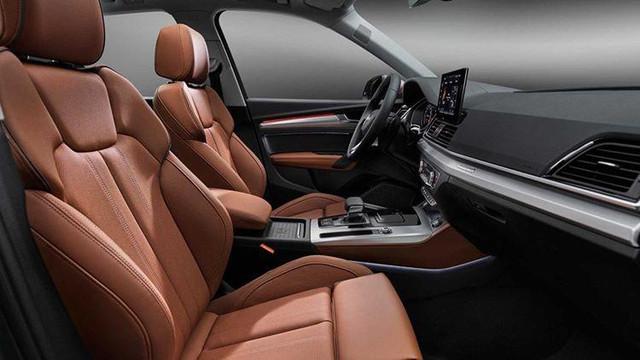 Audi Q5 II Restyling (2020) 28