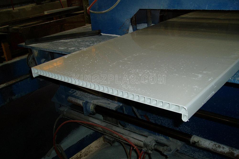 PVC-window-sill-machine