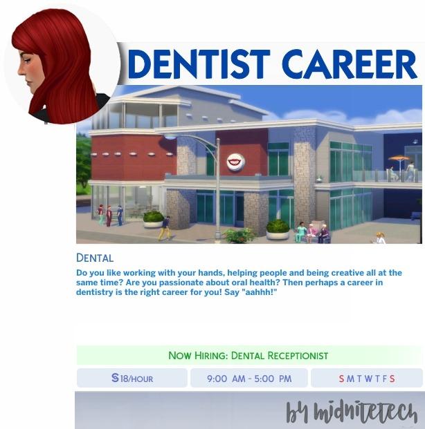 Карьера - Стоматолог / Dentist Career