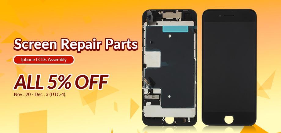 Ipartsexpert Announces LG Q Series Parts & Xiaomi Mi Series Parts for Broken Cellphone Repair