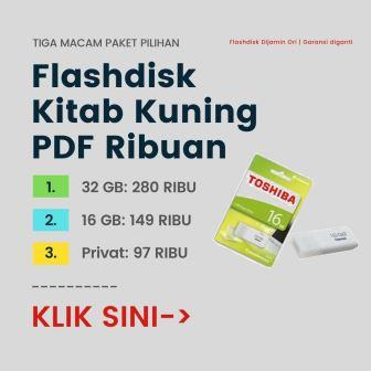 Flashdisk Ribuan Kitab PDF