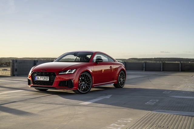 Accent sportif : l'Audi TTS competition plus A208495-medium