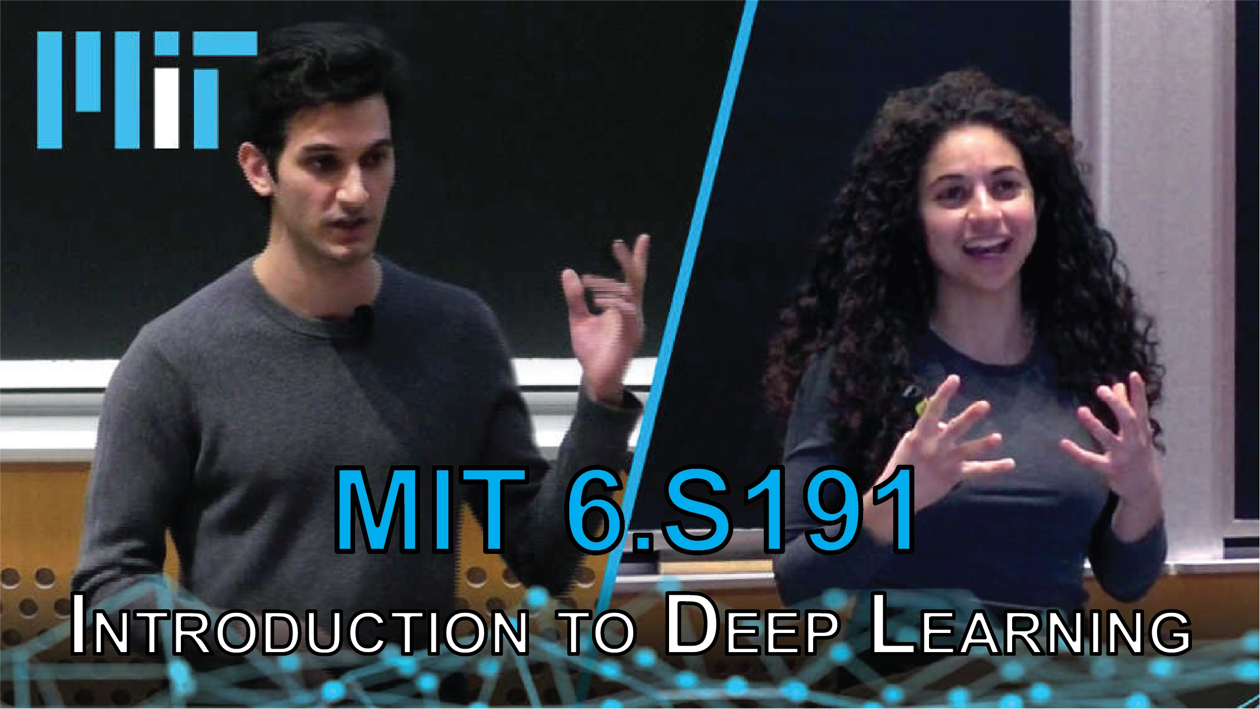 MIT Deep Learning 6.S191