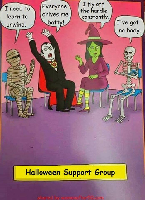 Halloween-support-group