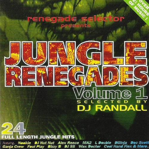 VA - Jungle Renegades Vol. 1 1995