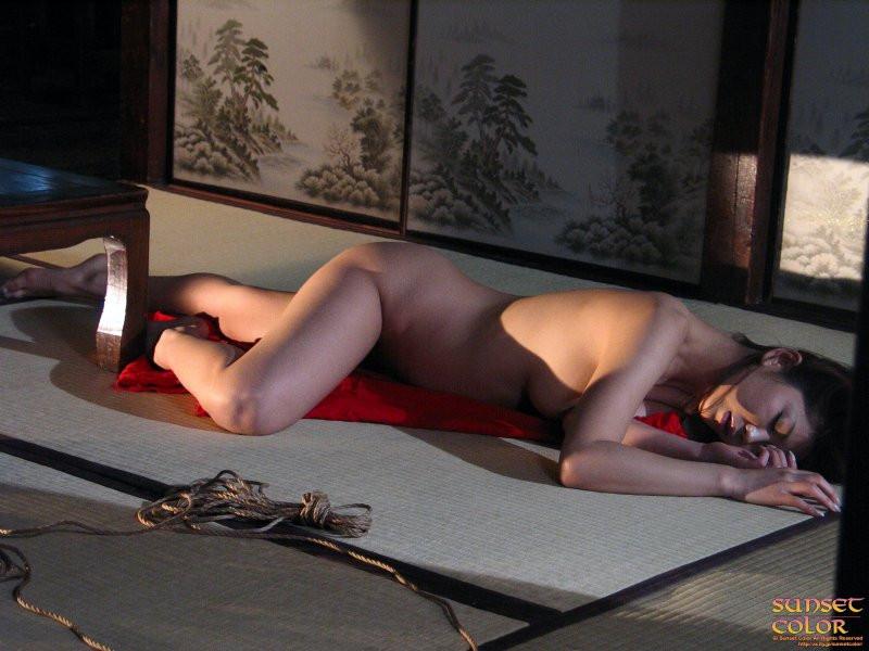 [X-City] Sunset Color No.02 Runa Sezaki 瀬咲るな 045