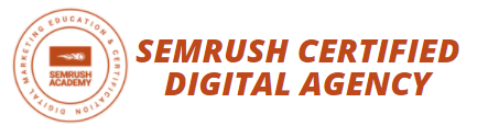 Semrush Certified Agency Partner