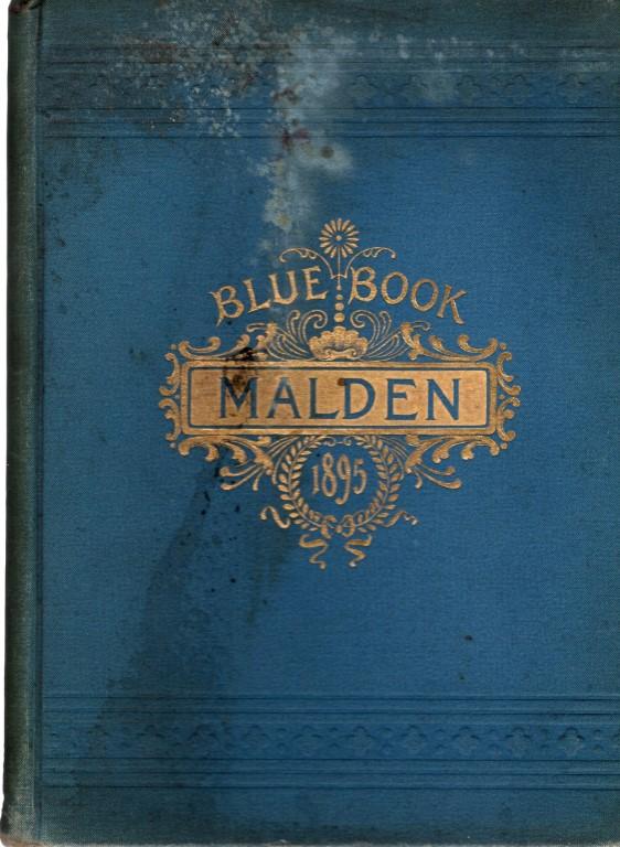 Blue Book of Malden For 1895, Edward A. Jones