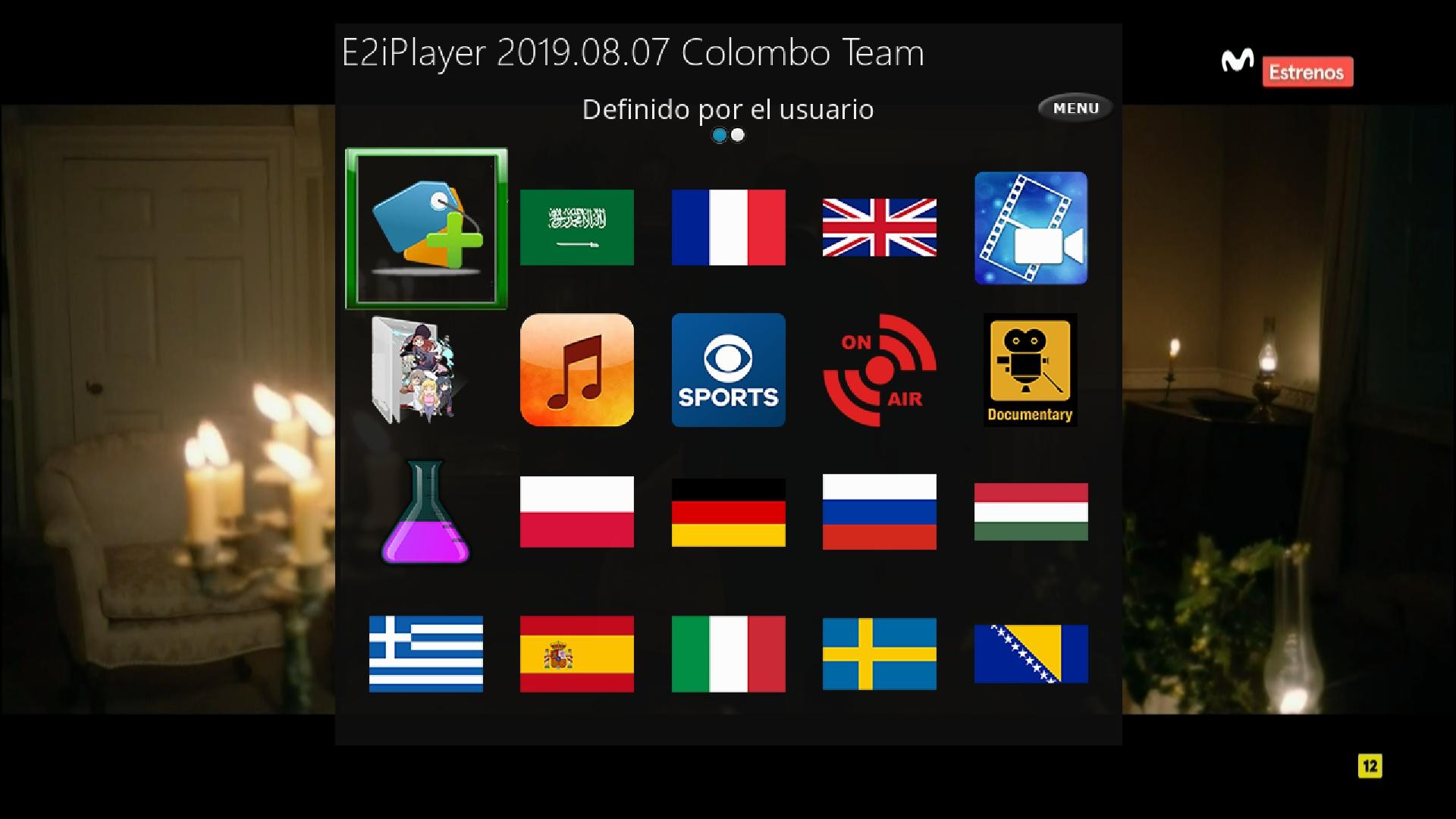 Plugin E2iPlayer