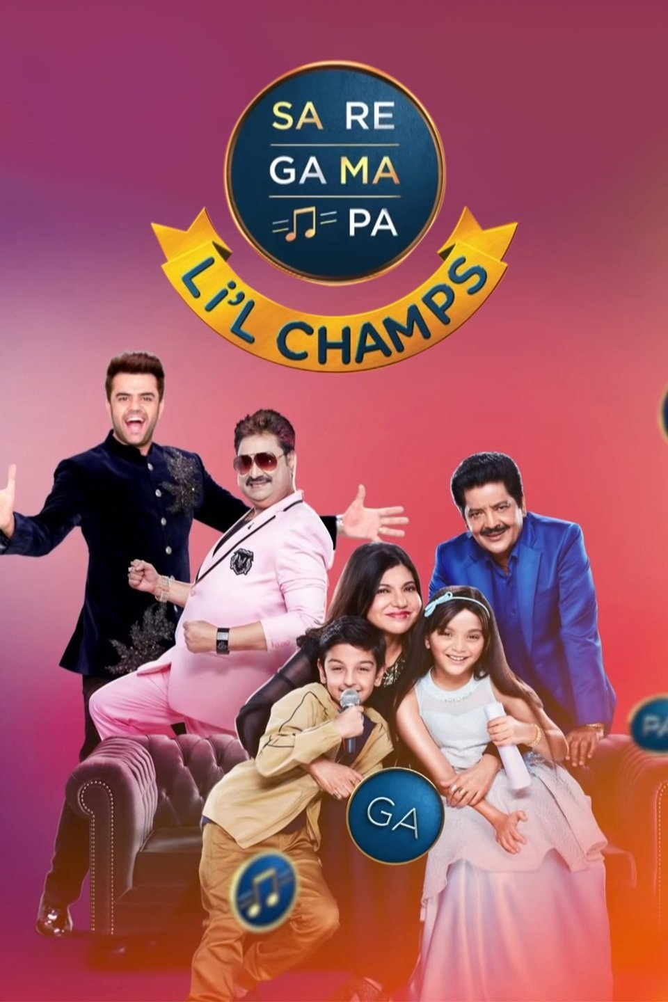 Sa Re Ga Ma Pa Lil Champs 2020 9th August 2020 DL