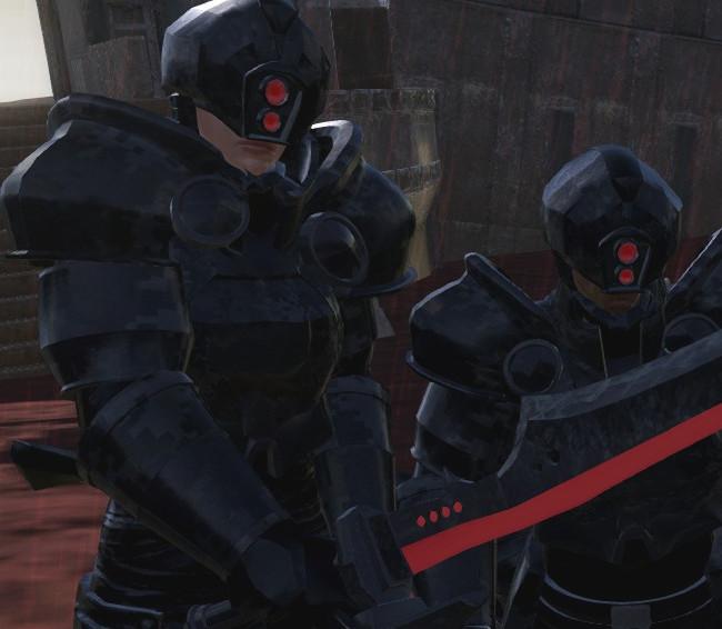Ouroboros Armor / Броня Уробороса (RU)