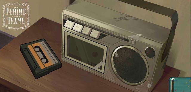日商曉數碼 x 台灣遊戲工作室品牌「曙光工作室」  首款敘事解謎手遊「傾聽畫語」將於春天暖心上市! Unnamed-5