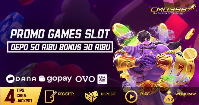 Slot Deposit Gopay 10000