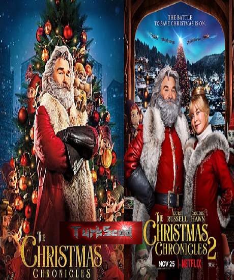 Noel Günlükleri - The Christmas Chronicles (Boxset 2018-2020) TR | Web-DL | x264 | AC3 | TSRG
