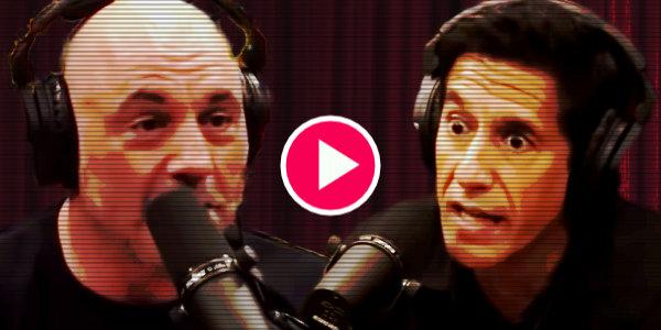WATCH: Joe Rogan Confronts Sanjay Gupta Over CNN's Ivermectin Coverage…