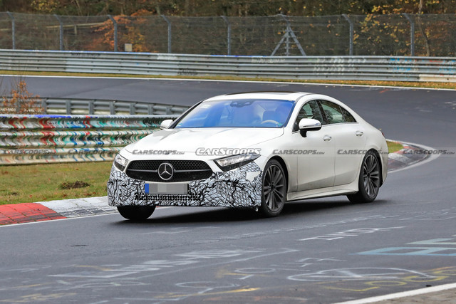 2018 - [Mercedes] CLS III  - Page 7 78564-D02-79-EC-40-F2-A858-A449-EF9-D7721