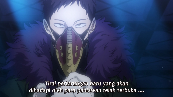 Download Boku no Hero Academia Season 4 Episode 1 Subtitle Indonesia