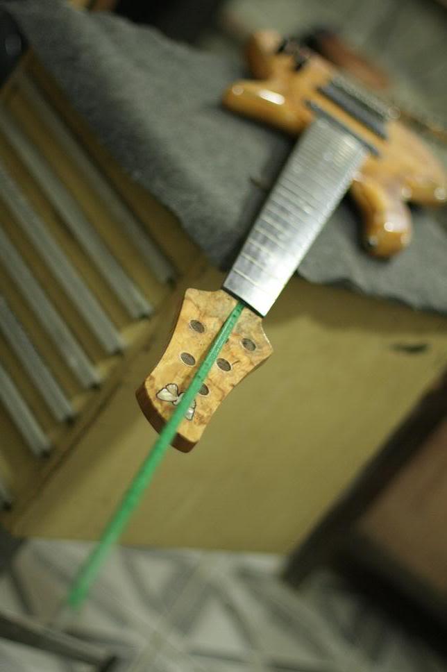 Tensor no máximo da regulagem Rod4