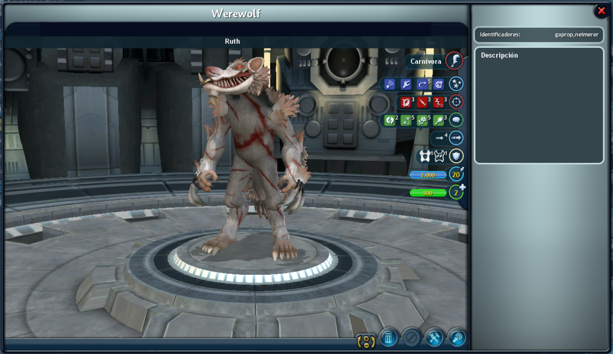 (58) Werewolf [♫] Df