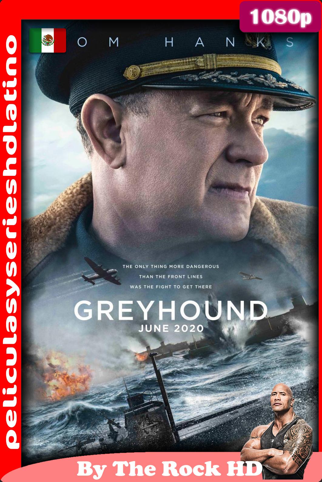 Greyhound: Enemigos bajo el mar,  (2020) [1080p] [Latino] [Google Drive](Enlace propio)