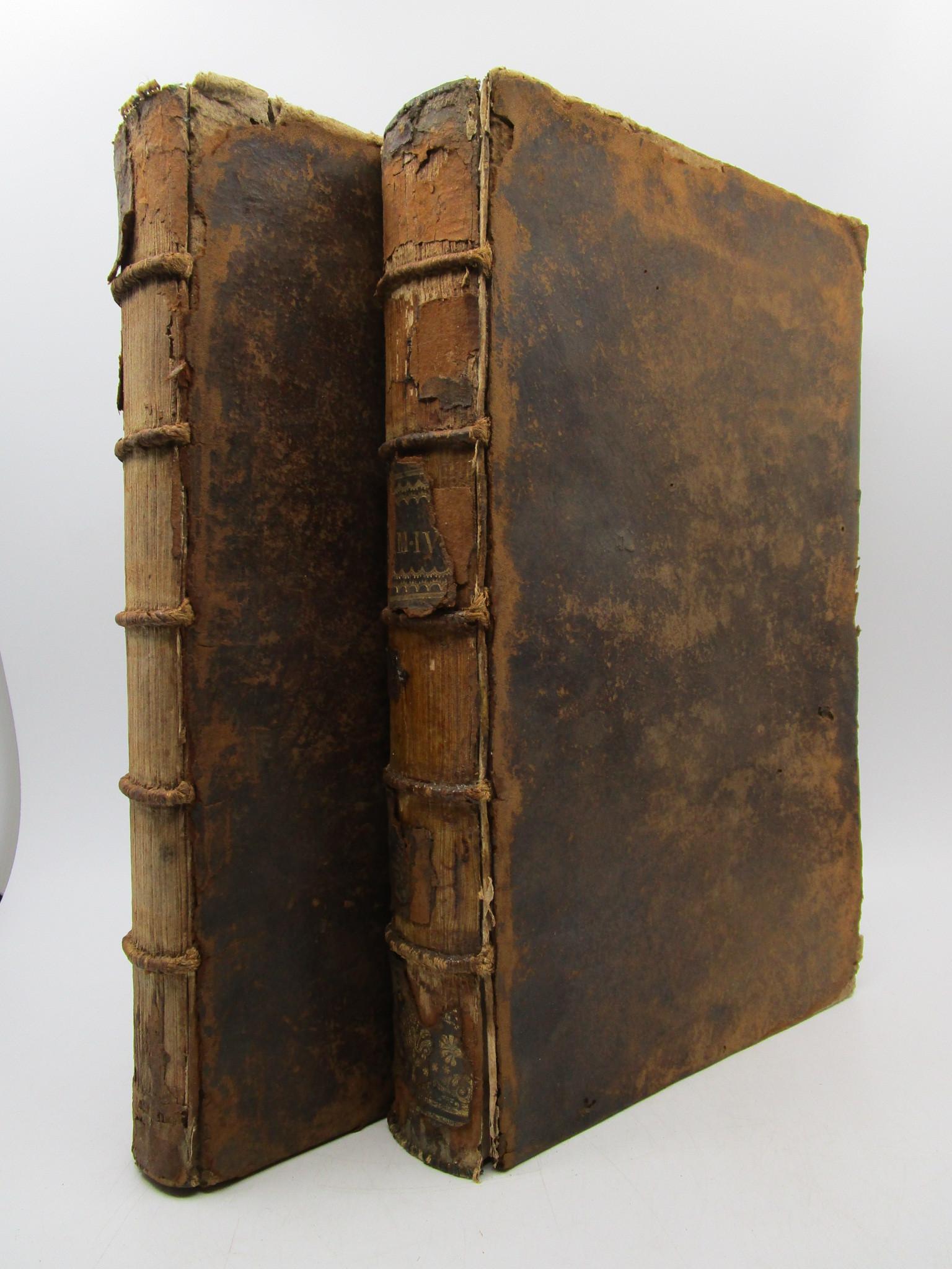 Image for Bibliotheca Concionatoria Ethices Christianae Praecipua Continens Argumenta Ordine Alphabetico Digesta. E Gallico Sermone In Latinum Translata (Volume 4 and 5 Only)
