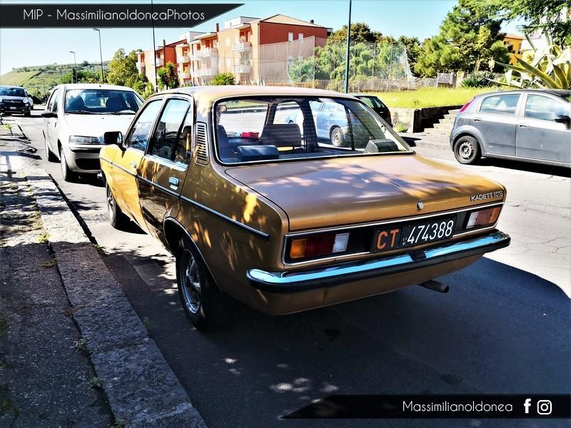 avvistamenti auto storiche - Pagina 40 Opel-Kadett-S-1000-CT474388-2