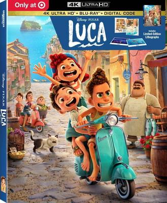 Luca (2021) UHD 2160p UHDrip HDR10 HEVC AC3 ITA + E-AC3 ENG - ItalyDownload