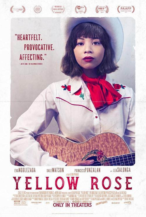 Yellow Rose | 2020 | m720p - m1080p | WEB-DL | Türkçe Altyazılı | Tek Link