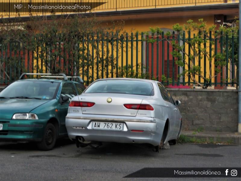 Auto Abbandonate - Pagina 11 Alfa-Romeo-156-Twin-Spark-2-0-155cv-98-AW762-KS