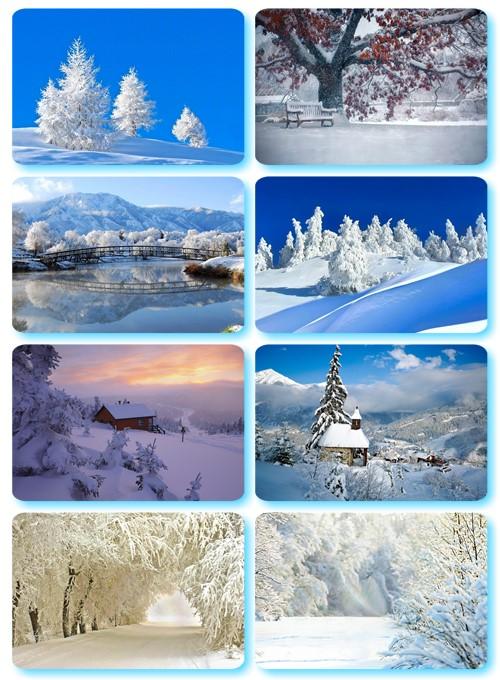 Winter wallpapers (Part 50)