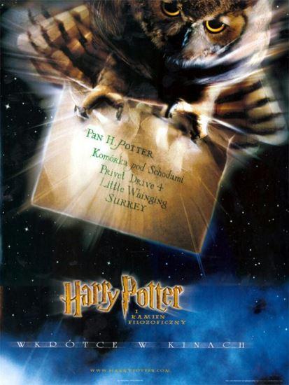 Harry Potter i Kamień Filozoficzny / Harry Potter and the Sorcerer's Stone (2001) PLDUB.BRRip.XviD-GR4PE | Dubbing PL