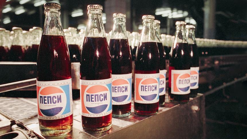 Флот Pepsi | Не жвачкою единой