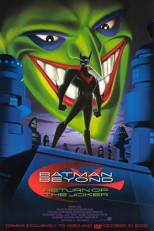 მომავლის ბეტმენი: ჯოკერი ბრუნდება,BATMAN BEYOND: RETURN OF THE JOKER