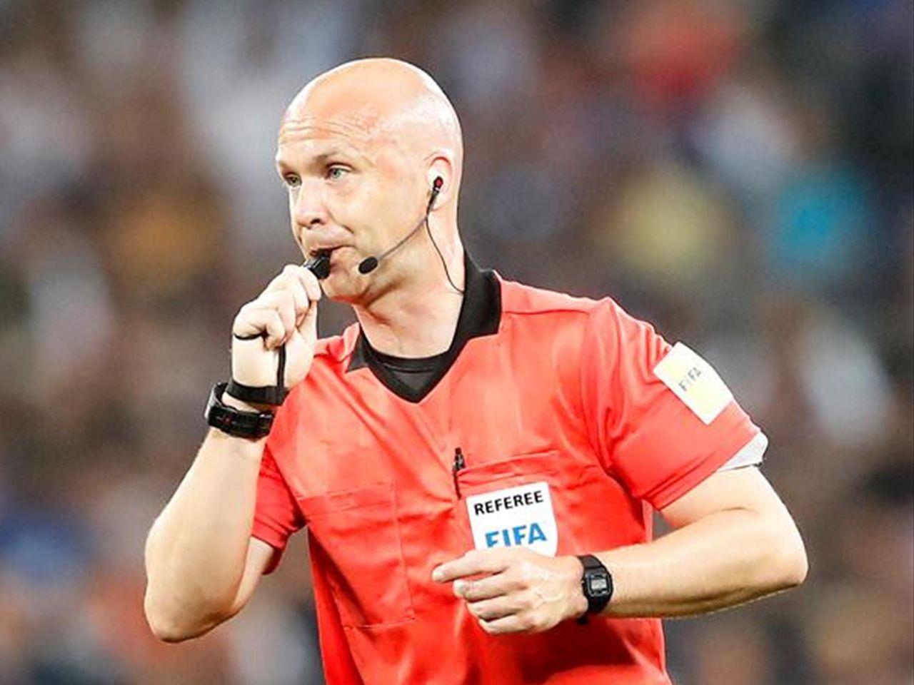 L'arbitro di Italia-Austria sarà l'inglese Anthony Taylor