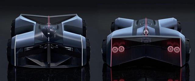 Nissan « GT-R(X) 2050 » : Le Projet D'un Stagiaire Devient Réalité 7-Nissan-JB-Choi-Final-08-DEC2020-15-source