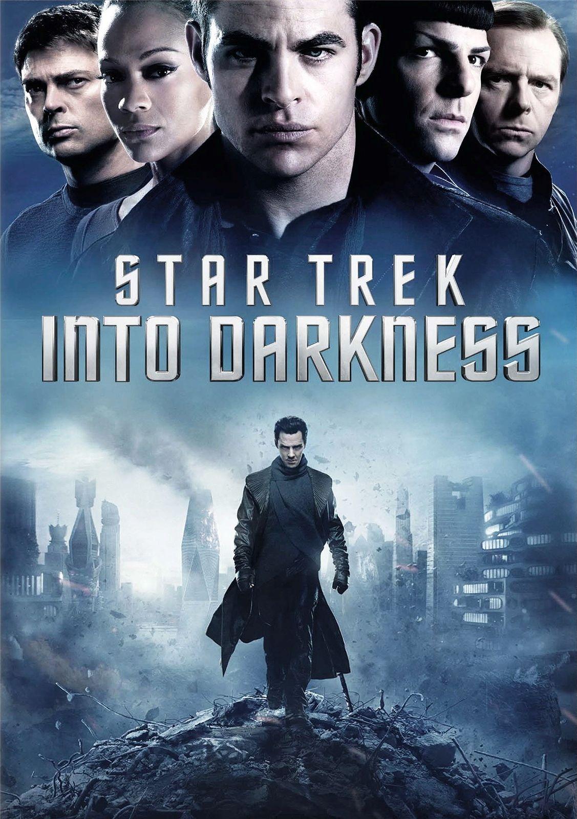 ვარსკვლავური გზა: სიბნელეში,STAR TREK: INTO DARKNESS