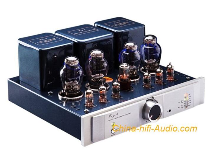 China-Hifi-Audio Showcases its Updated Cayin Audio Amplifier Range on Its Web Store