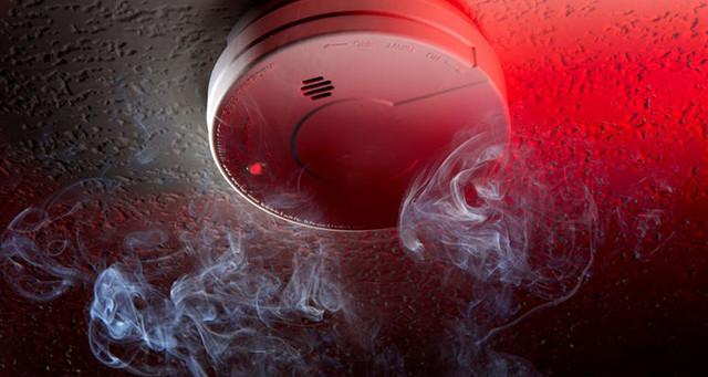 Как устанавливают пожарную сигнализацию