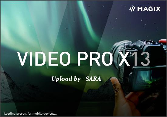 MAGIX Video Pro X13 v19.0.1.107 (x64) + FIX