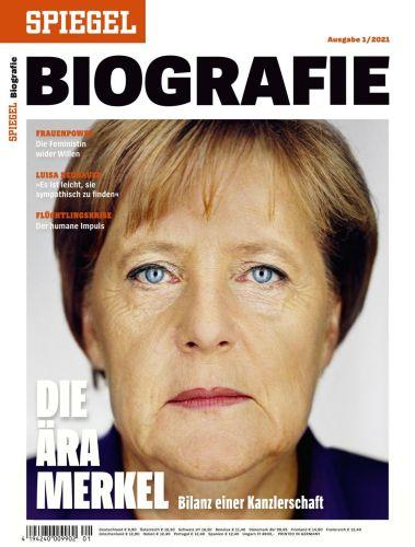 Cover: Spiegel Biografie Magazin No 01 2021