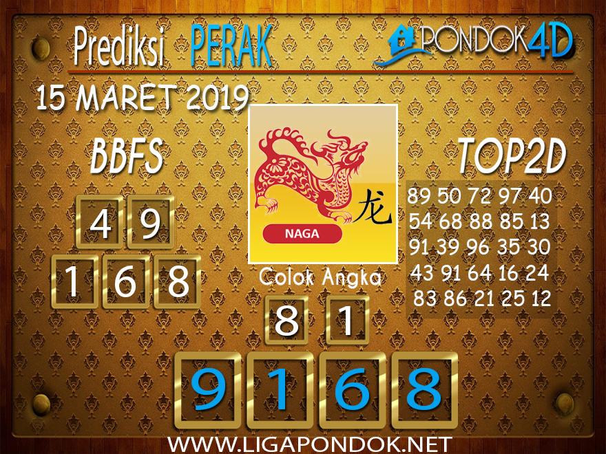 Prediksi Togel  PERAK PONDOK4D 15 MARET 2019