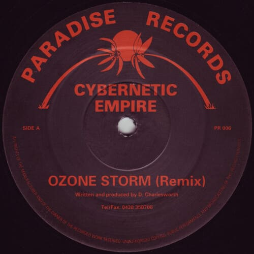 Download Cybernetic Empire - Ozone Storm / Equinox (Remixes) mp3