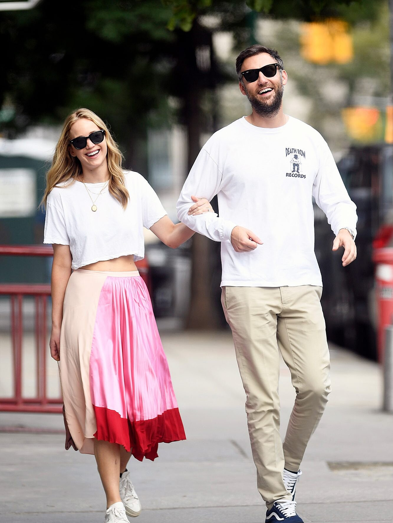 Jennifer Lawrence incinta del suo primo figlio