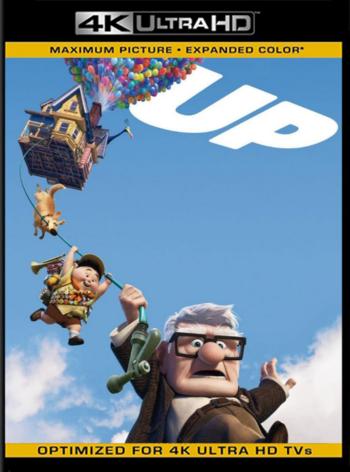 Up: Una Aventura de Altura (2009) BDRip [2160p 4K] Latino [GoogleDrive]