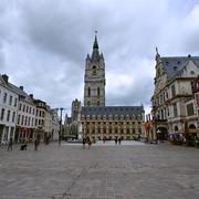 Забомжевать в Брюгге