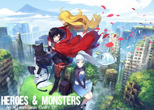 Heroes & Monsters  Heroesad