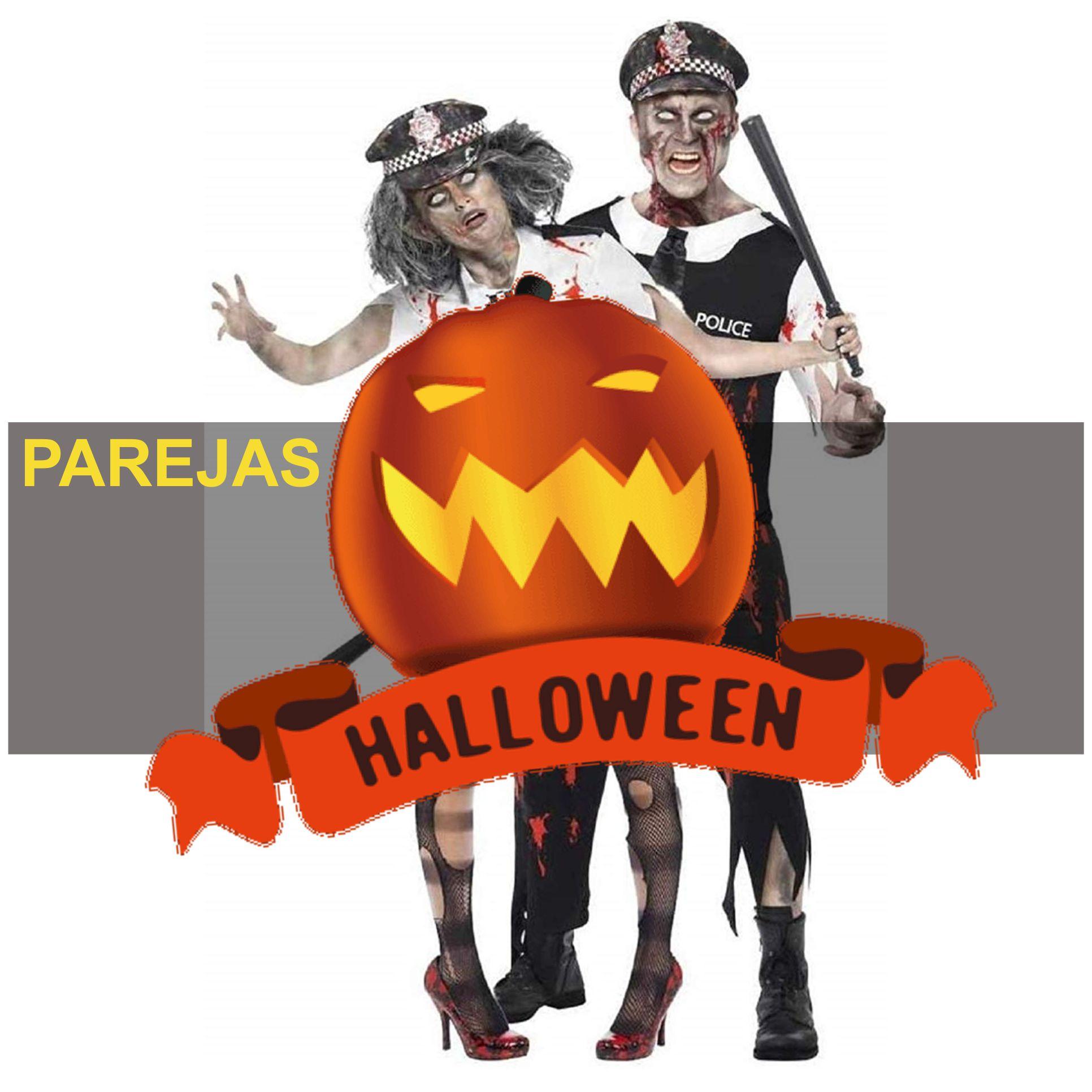 Disfraces para parejas y grupos para Halloween 2021